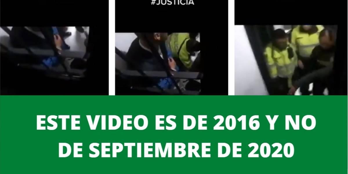 Video de policías torturando a detenidos con juego de ruleta rusa es de 2016 y no de este año