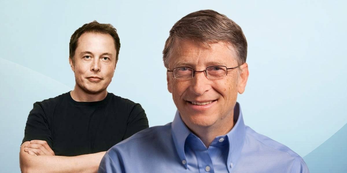 Elon Musk supera a Bill Gates: se convierte en el segundo hombre más rico del mundo