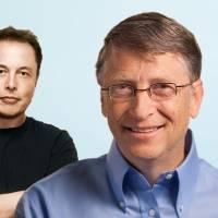 Bill Gates dice que subestimar a Elon Musk no es buena idea: habría perdido una fortuna