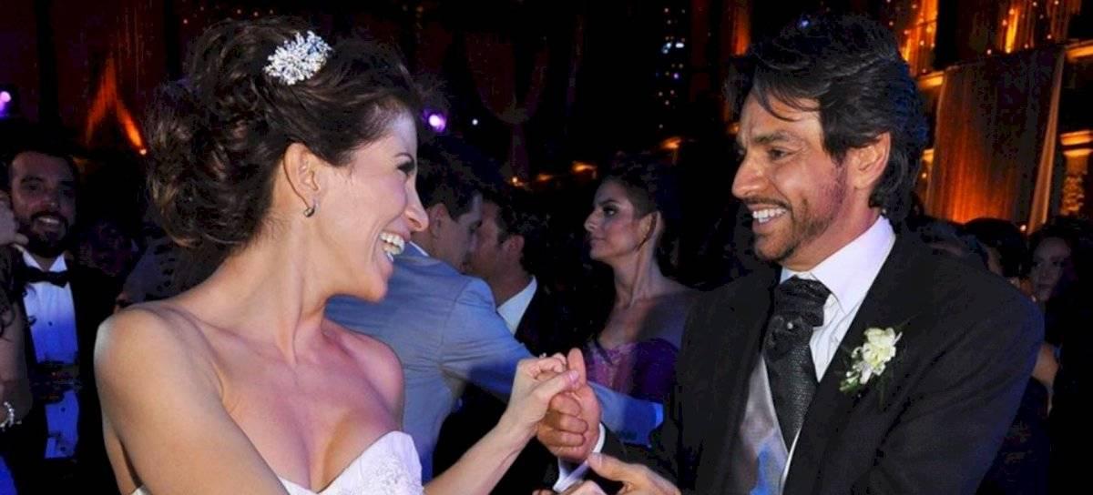 Boda de Eugenio Derbez y Alessandra Rosaldo