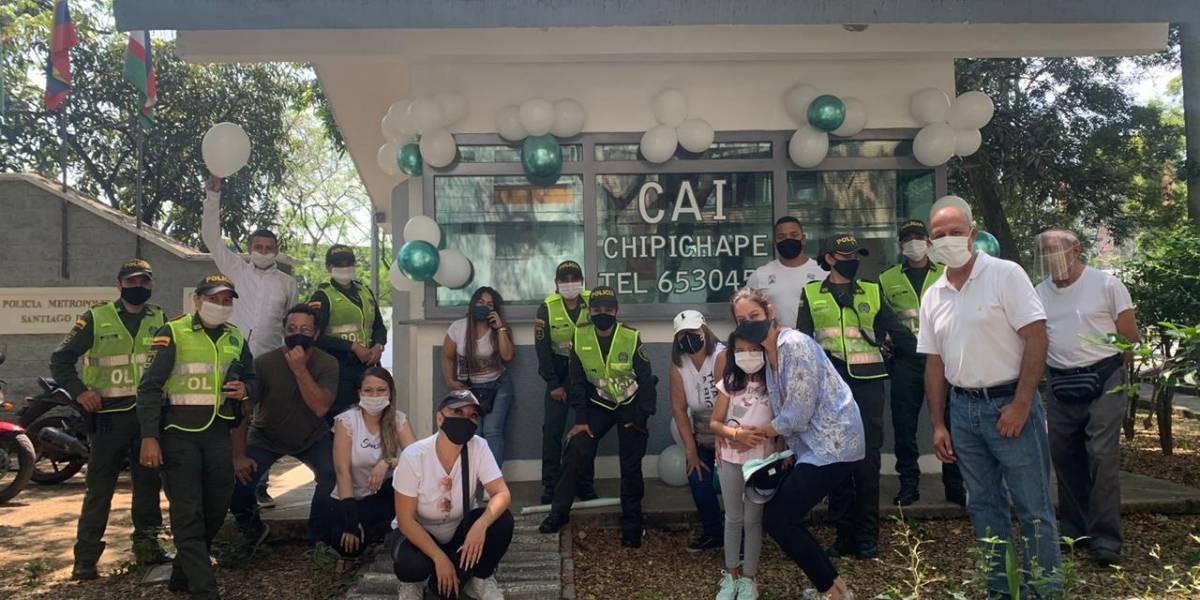 Convocan a velatón de solidaridad con la Policía Nacional