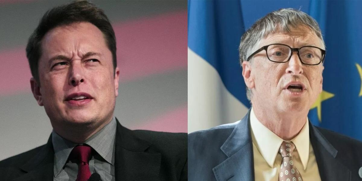 """Elon Musk responde a Bill Gates: dice que """"no tiene idea"""" sobre camiones eléctricos"""