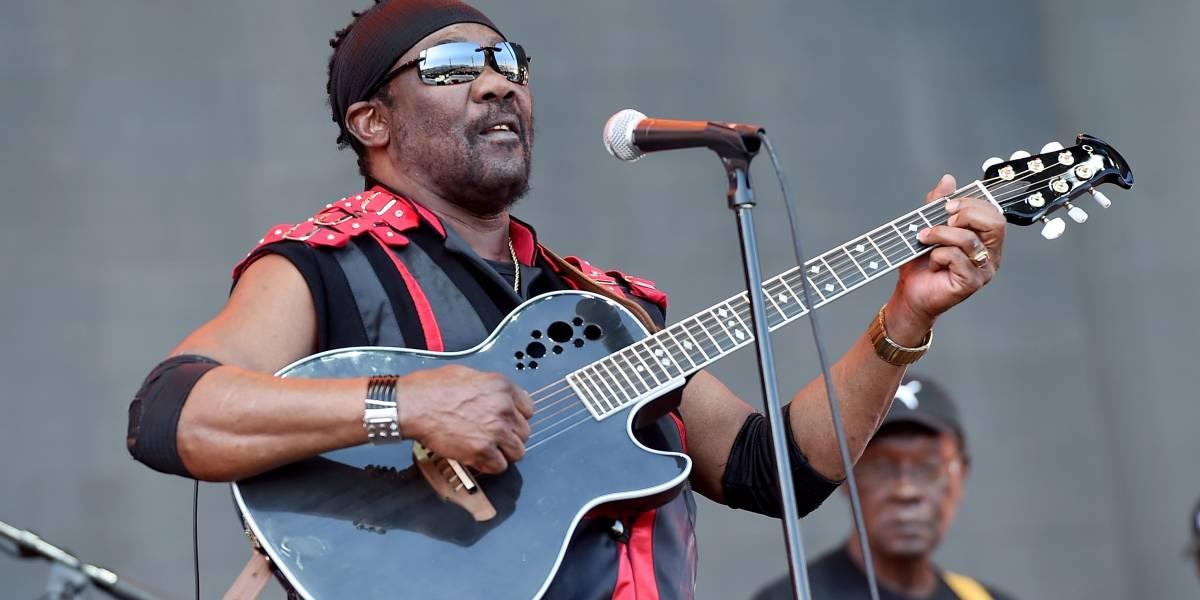 Muere Toots Hibbert, uno de los fundadores del reggae