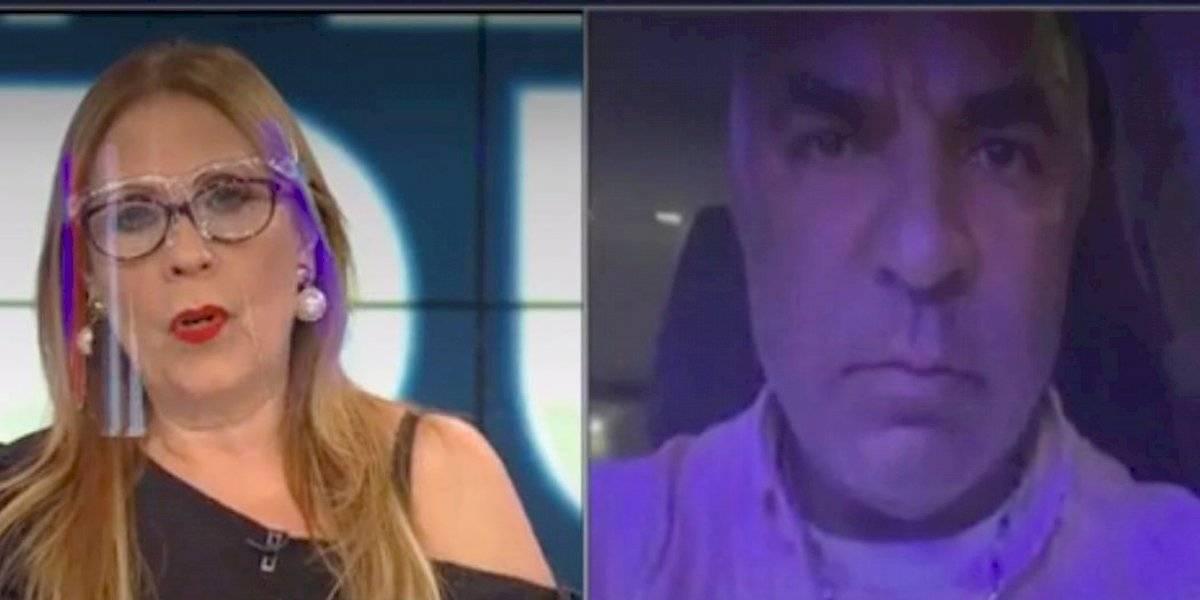 Cibernautas cuestionan estado del Secretario de Salud en entrevista por televisión