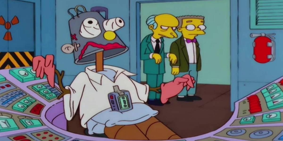 Los Simpson: esta es la canción que canta el Homero robot en la versión original