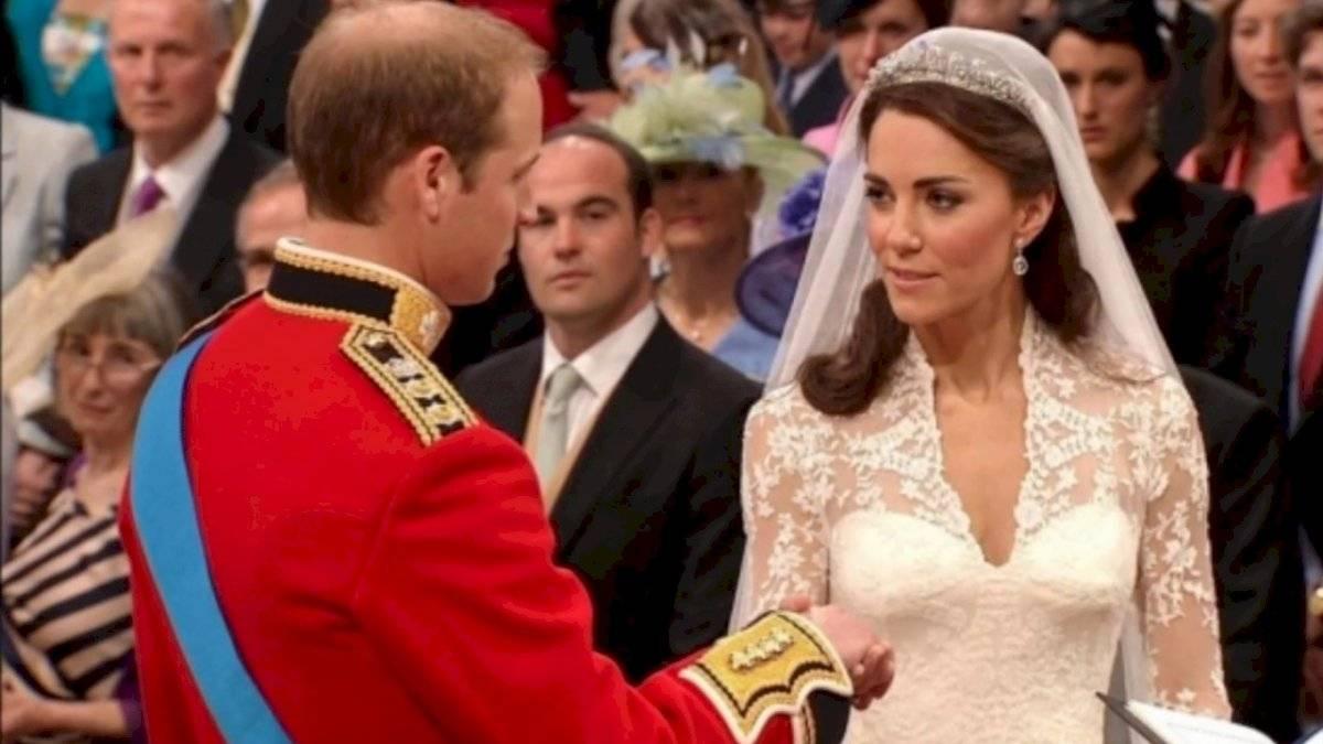 Boda del príncipe William y Kate Middleton.