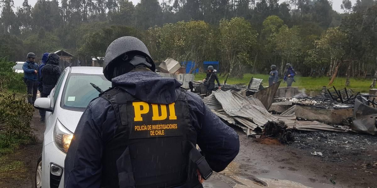 Fiscalía confirma que fue un postón lo que hirió a niño mapuche de 13 años en Collipulli