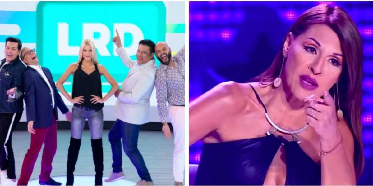 El show que armó Amparo Grisales para no mostrar la cédula, según presentador de 'La Red'