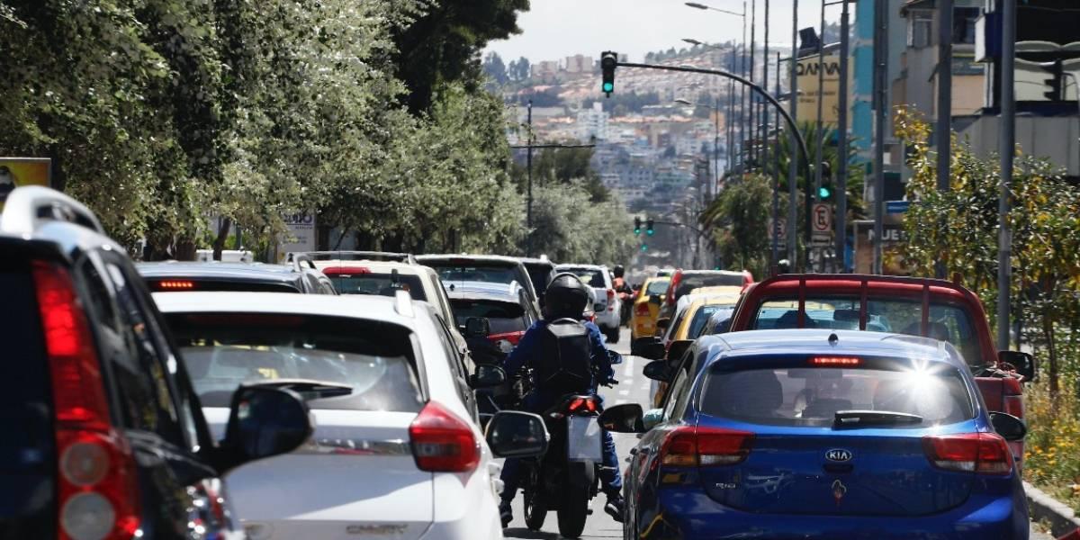 Bernardo Abad se refirió a eliminación de restricción vehicular por placas en Guayaquil