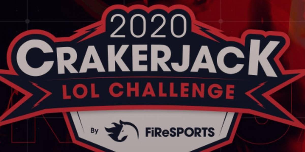 CrakerJack LOL Challenge llegó a su final y este es el equipo triunfador