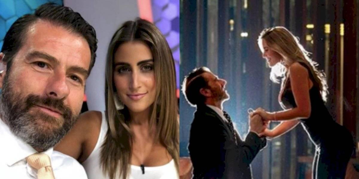 Hermano de Videgaray anuncia boda con Sofía Torres (FOTOS)