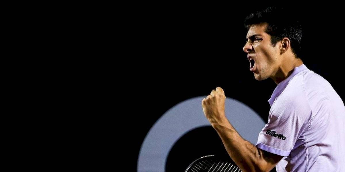 Cristian Garin vuelve a los triunfos con aplastante victoria sobre el ex 4 del mundo Kei Nishikori en Hamburgo