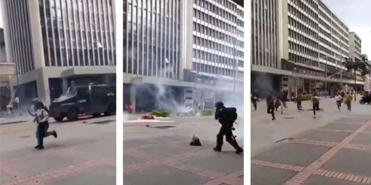 Día de contrastes: en la mañana actos de reconciliación y en la tarde violencia en las calles