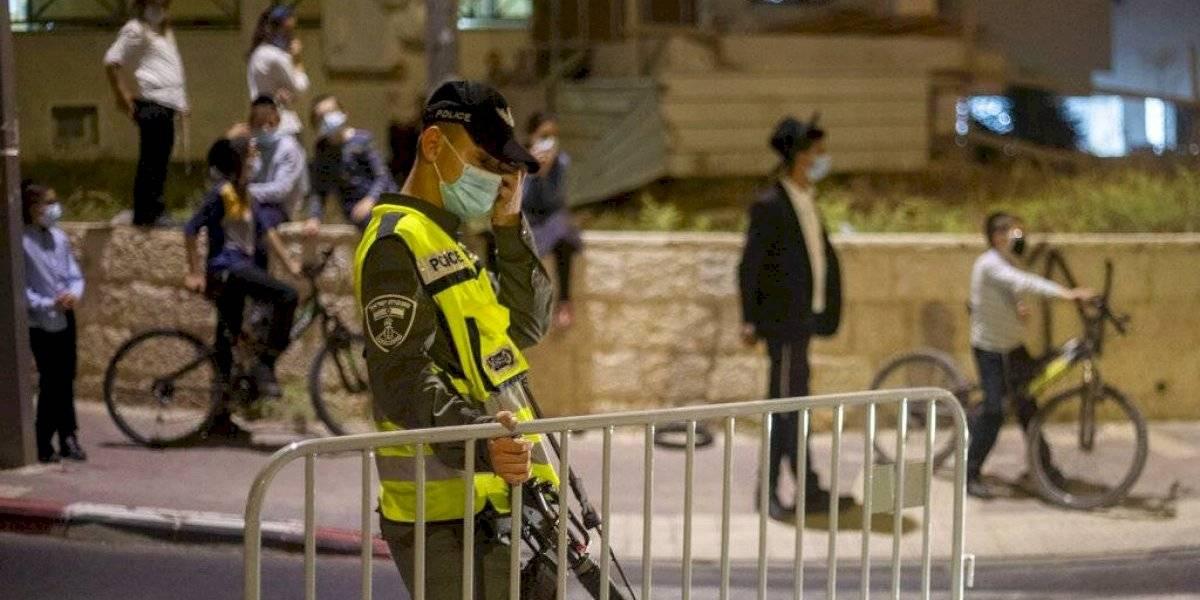 Israel decreta confinamiento nacional por tres semanas tras rebrote de Covid-19
