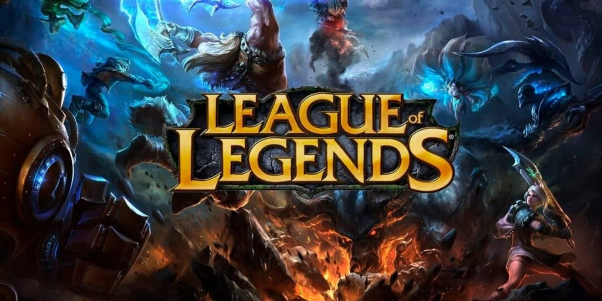 Información importante sobre el Torneo CrakerJack League of Legends challenge