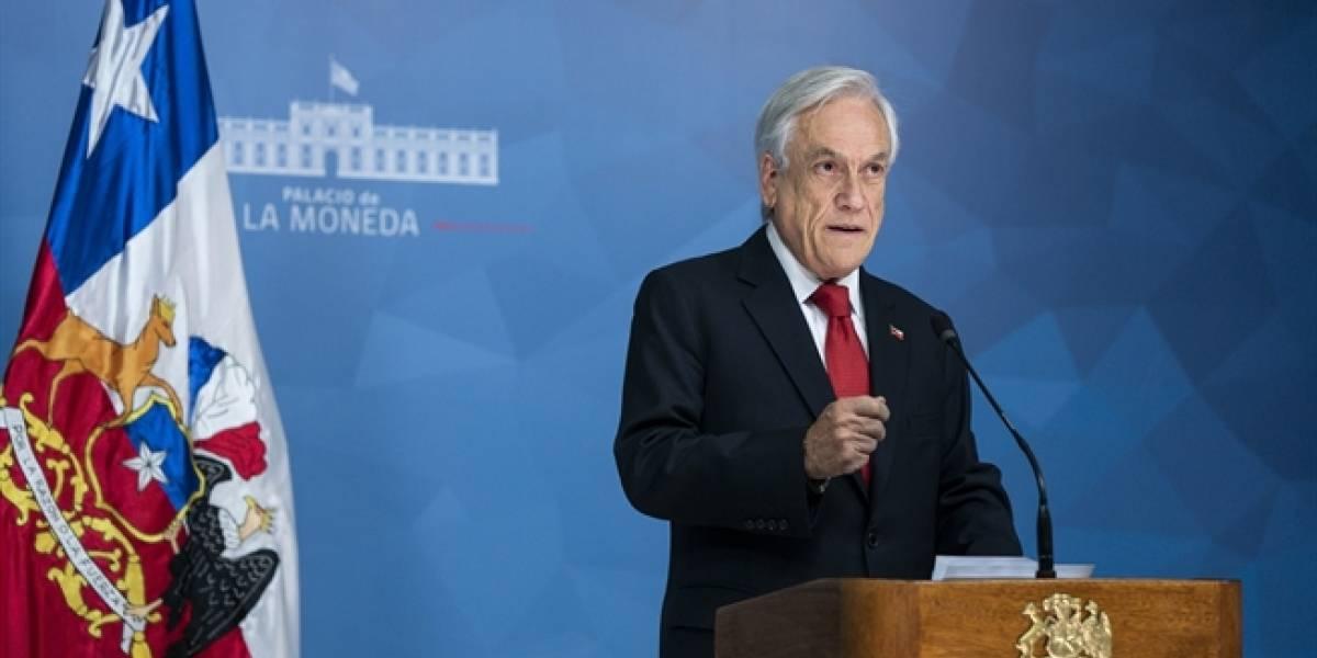 El decálogo de Piñera: los diez puntos que define como fundamentales para la nueva Constitución