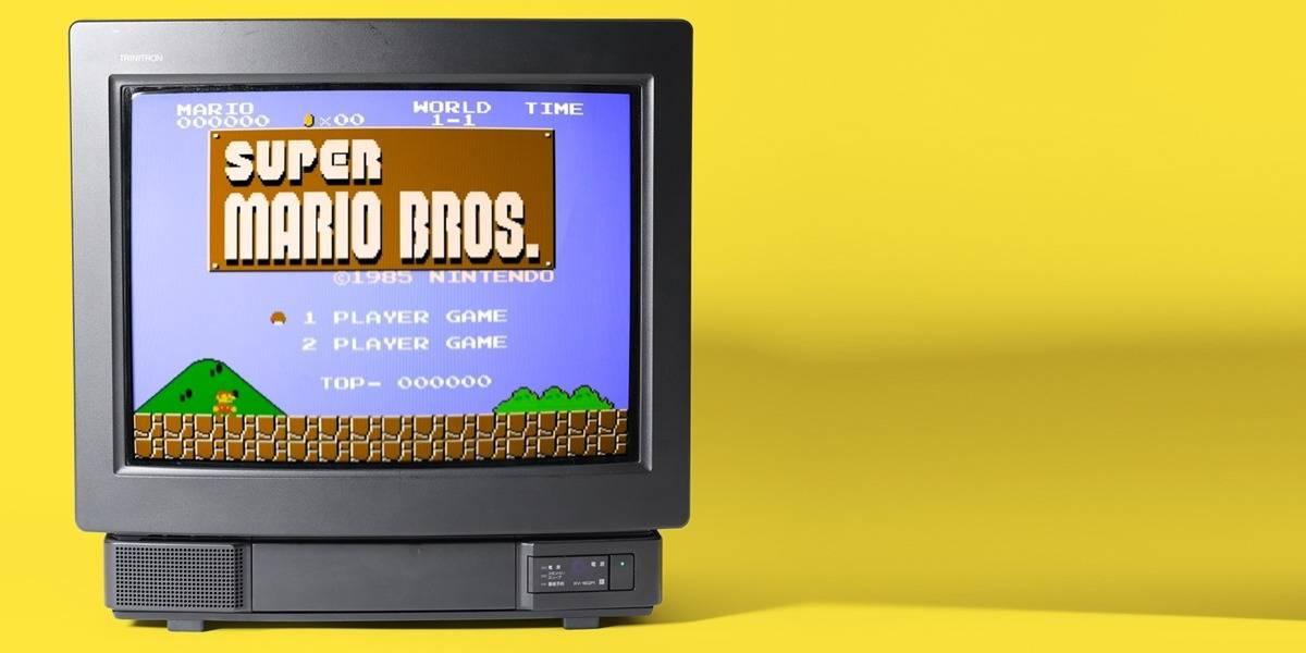 Super Mario Bros. cumple 35 años de su lanzamiento y así lo celebró Nintendo