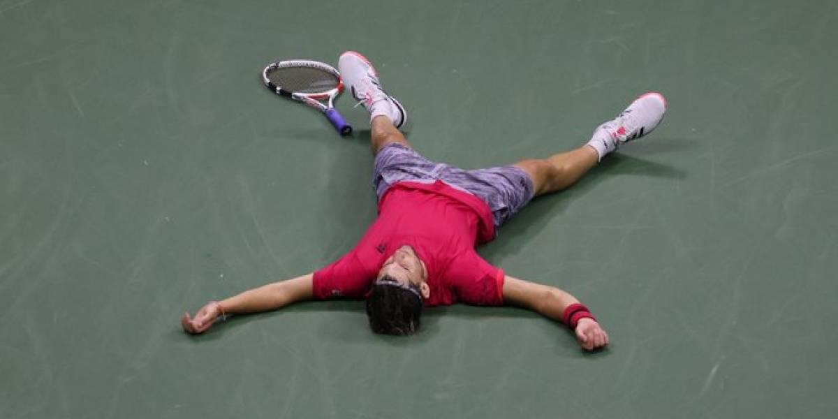 Celebra Massú: Dominic Thiem se consagró campeón del US Open tras épica remontada