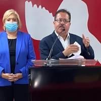 Mujeres del PPD apoyan aspiración de José Luis Dalmau a presidencia del partido