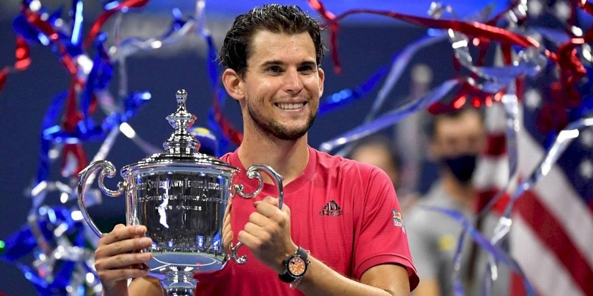 """""""Demostraste que los sueños se cumplen"""": el emotivo mensaje de Nicolás Massú a Thiem tras ganar el US Open"""