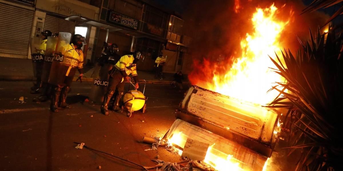 ¿Qué hay detrás las acusaciones del Gobierno sobre desmanes en Bogotá?