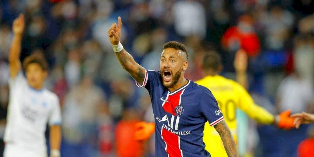 """Neymar: """"El racismo y la intolerancia no son aceptables en el futbol"""""""