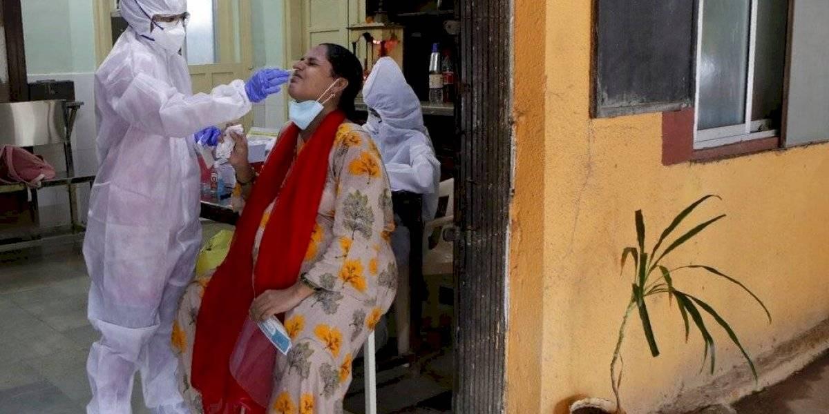 India reabre su Parlamento con medidas contra el coronavirus
