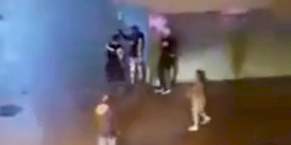 Policía Nacional se pronunció sobre video que muestra la agresión de uniformados a civil