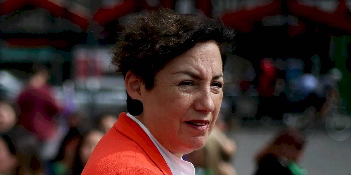 "Beatriz Sánchez sobre Daniel Jadue: ""Me parece un súper liderazgo"""