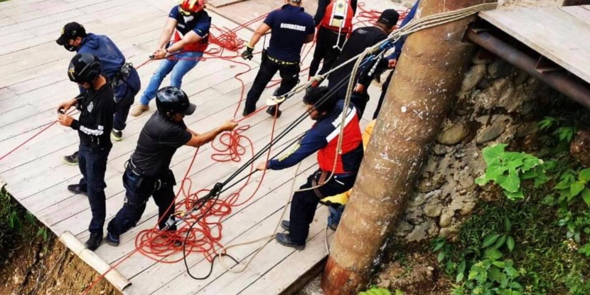 Una joven falleció tras caer de un columpio gigante en Pastaza
