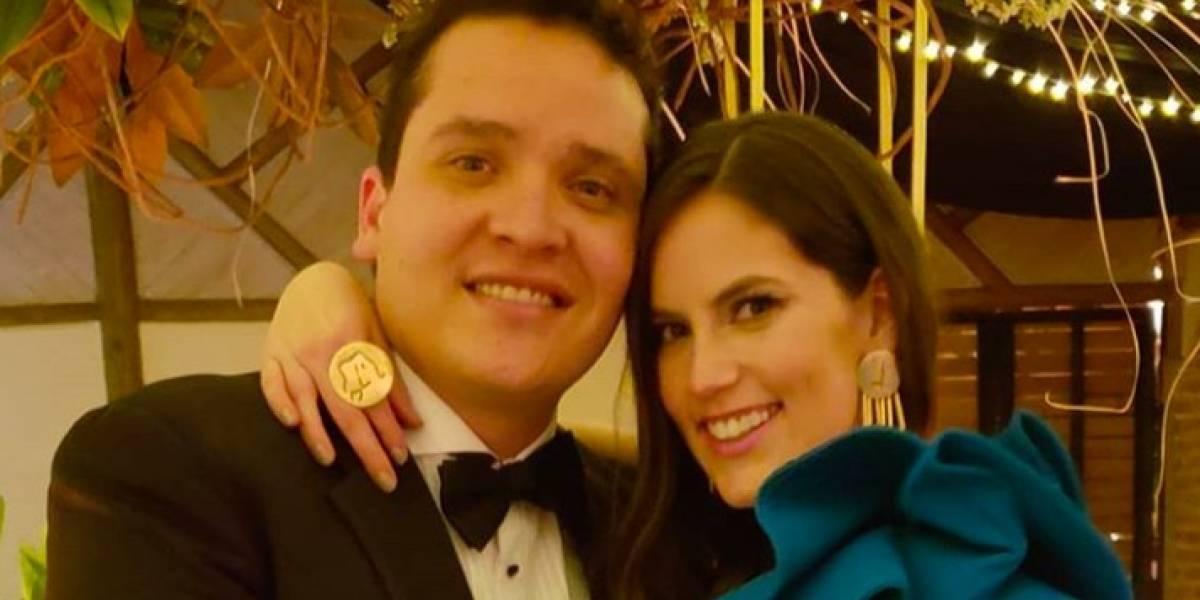 ¡Así le pidieron matrimonio a Linda Palma, aunque lo tenía bien calladito!