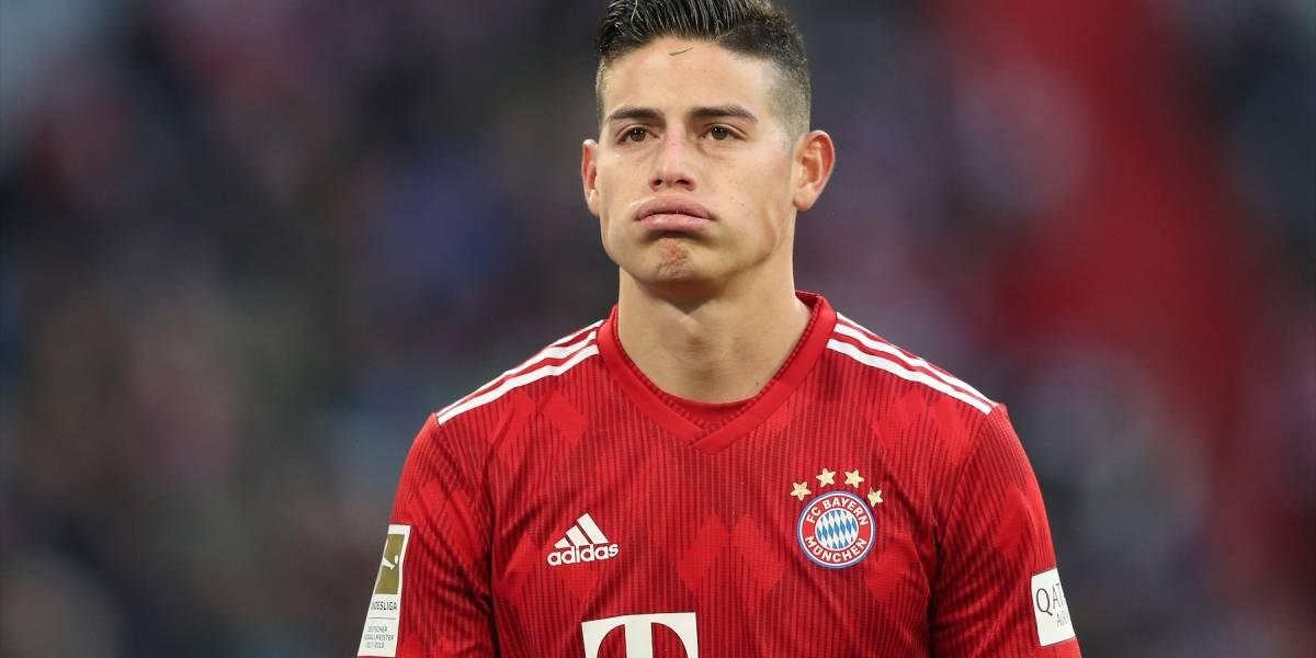 Desde la Bundesliga le respondieron a James por sus declaraciones sobre el frío y estilo de vida en Alemania