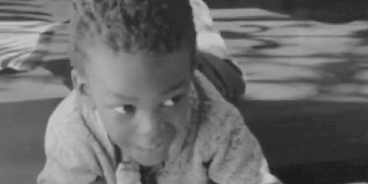 """El emotivo video que hija de Rafael Araneda publicó de su nuevo hermano: """"Siempre ha sido un Araneda Vacarezza"""""""