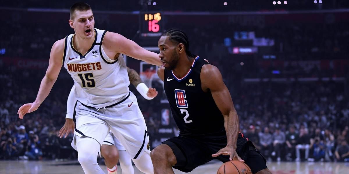 Los Ángeles Clippers vs. Denver Nuggets | EN VIVO ONLINE GRATIS Link y dónde ver en TV playoffs de la NBA: Juego 7, canal y streaming
