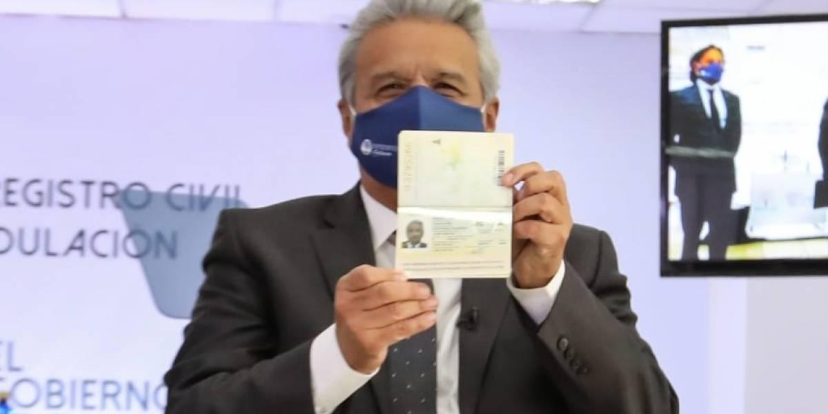Ecuador emitió primer pasaporte biométrico ¿Cuándo se contará con la cédula digital?