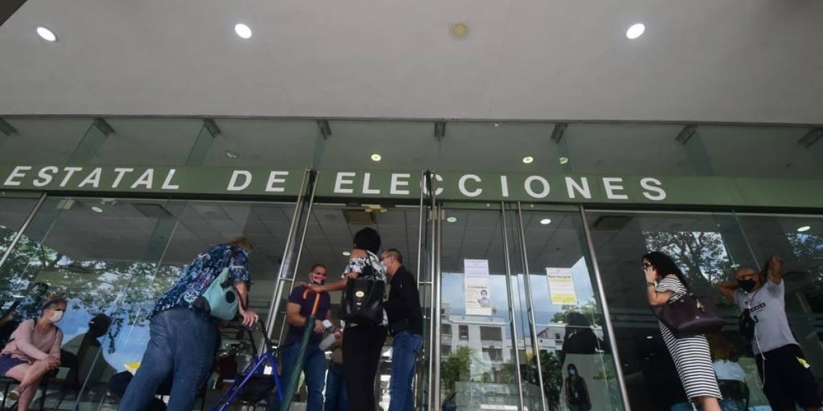 """Anticipan un día electoral más largo """"de lo que nos tenían acostumbrados"""""""