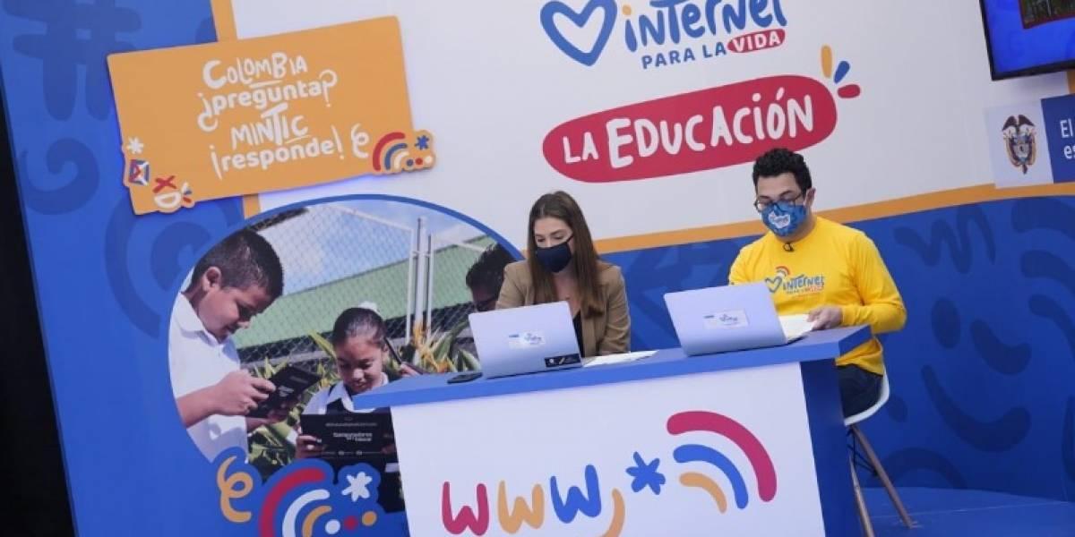 Los colombianos conocieron más herramientas digitales para hacer su vida fácil