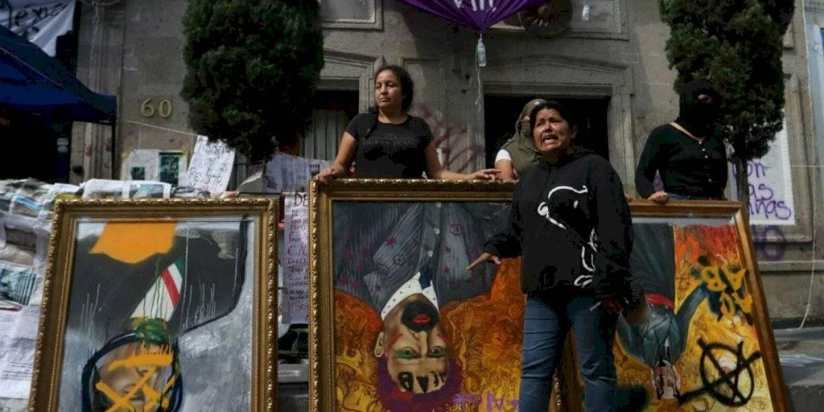 Rosario Piedra no deja de comportarse como militante de su partido político