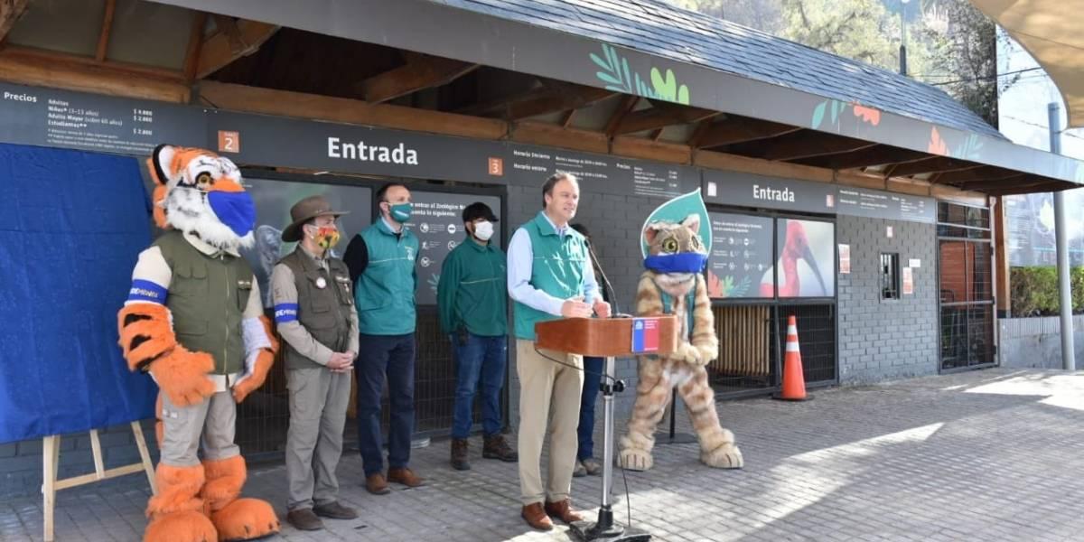 Zoológico Metropolitano reabrirá sus puertas el próximo 29 de septiembre