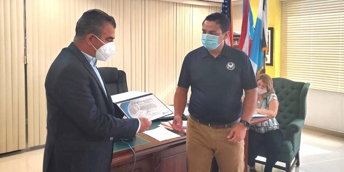 FEMA reconoce al municipio de Vega Alta por su Plan de Mitigación de Riesgos