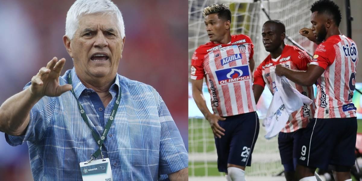 ¡Sorpresa en el regreso del FPC! Julio Comesaña no continuará como técnico del Junior