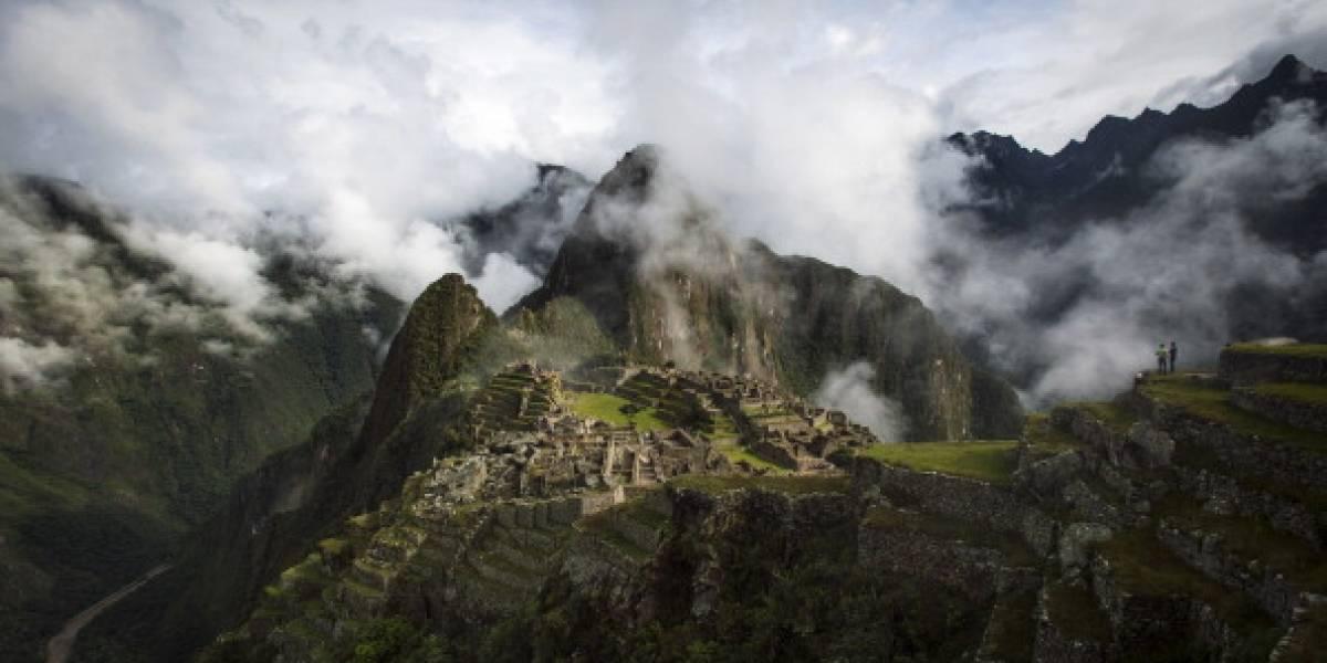 Así fue el incendio en Santuario Histórico de Machu Picchu