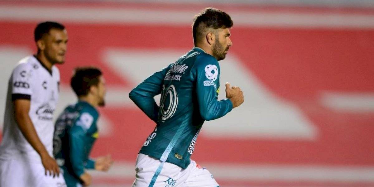 Emmanuel Gigliotti comanda reacción del León que vence al Querétaro