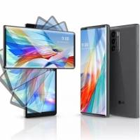El extraño LG Wing ya es oficial, con doble pantalla giratoria y más