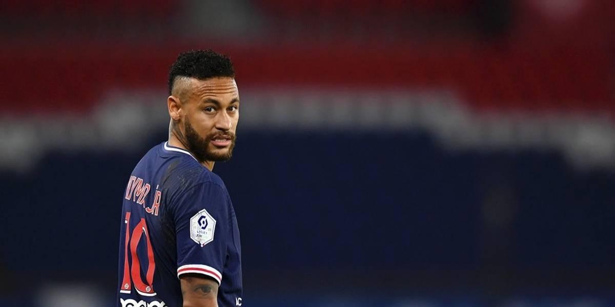 Neymar podría ser sancionado con 7 juegos