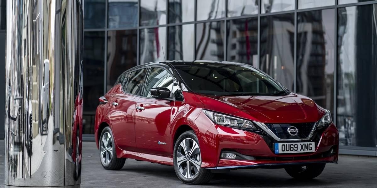 Nissan y Renault firman acuerdo con Uber para aumentar la adopción de vehículos eléctricos en Europa