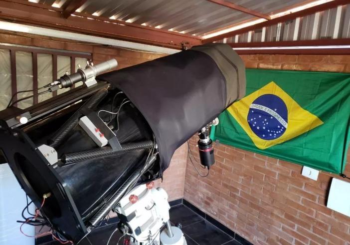 Observatorio brasileño