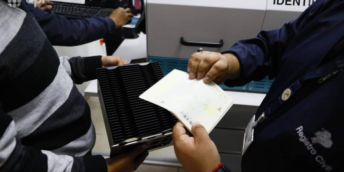 Pasaporte biométrico en Ecuador: Precio, vigencia y características