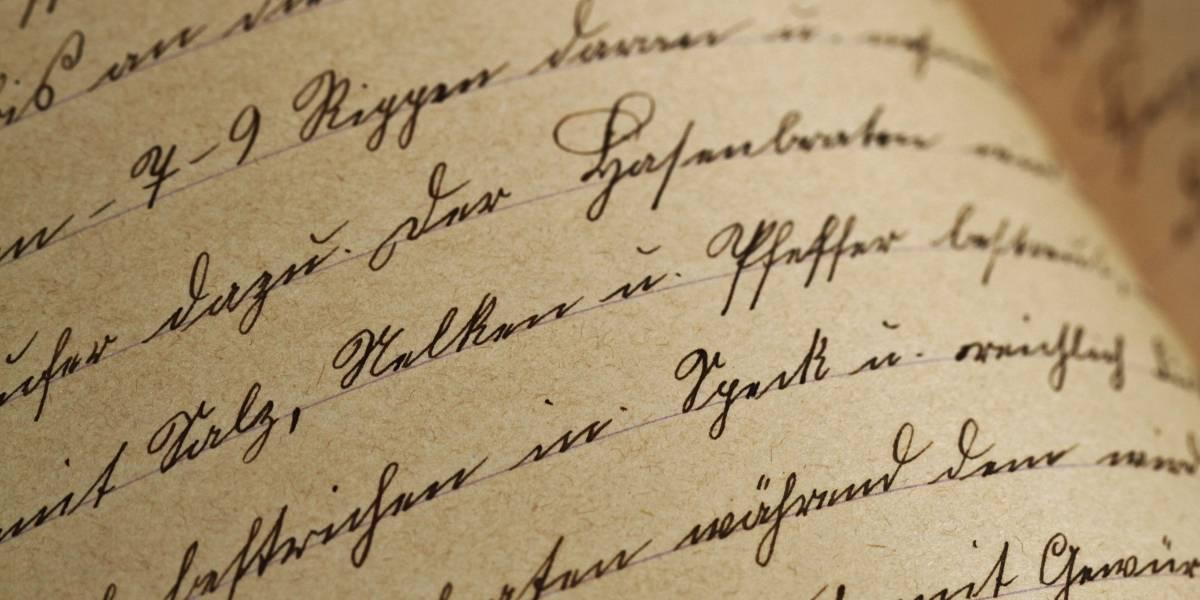 Hallan una postal de hace 100 años y revelan su curioso contenido