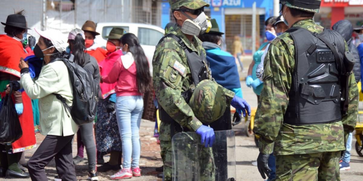 Salvoconductos en Ecuador: ¿Hasta cuándo serán válidos?
